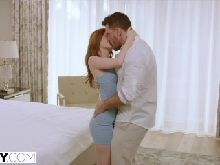 Preview 2 of TUSHY Wife Cheats On Business Trip With Anal