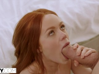 Preview 5 of TUSHY Wife Cheats On Business Trip With Anal