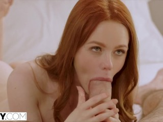 Preview 6 of TUSHY Wife Cheats On Business Trip With Anal