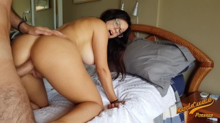 Preview 2 of My first 4K video. Anal with a new squirt orgasm !!