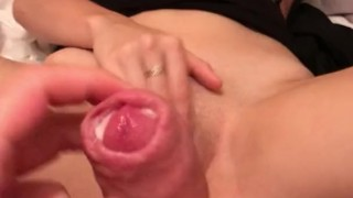 Preview 1 of He came on my face and then fucked me! And came again! Can you do the same?
