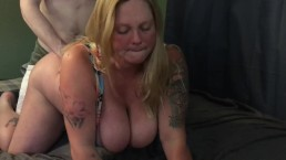 New Whore zoom in fucked her down into the bed Texas/Houston big huge boobs