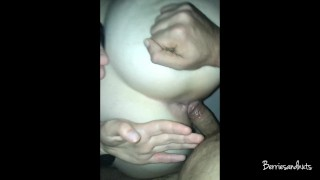 Preview 5 of Shared petite girlfriend gets filled up multiple times by close friend