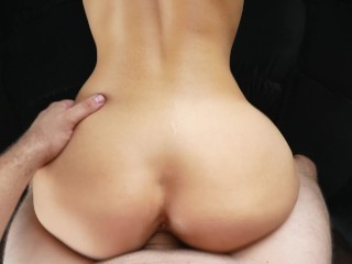 Preview 2 of ANAL WITH MY BABYSITTER -WHEN WIFE IS NOT HOME