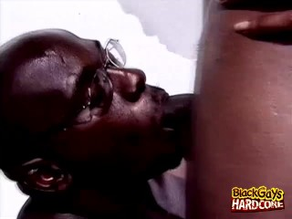 Preview 6 of 4some Black Guys End With Cumshots