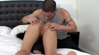 Preview 4 of Thick petite Latina Selena Rios wrecked by a big cock