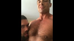 Griffin Barrows Massages and Milks Nick Capra