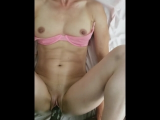 Preview 3 of White Girl Fucks BBC at College Sorority Masquerade Party