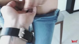 Skinny Teen in Thight Jeans Fucked