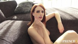 ALEX HARPER IS A HOT REDHEAD THAT LOVES ANIME, CATS AND BIG BLACK COCK