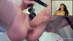 My new toy.It's so easy to squirt with domi.Record Live stream 9