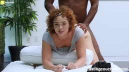 Craziest Orgasms From This Amateur Trying Out For Rap Video