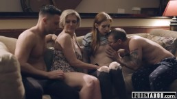 PURE TABOO Step-Parents & Step-Bro Intro New Sister 2 Family Perversions