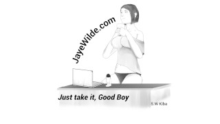 Just Take it, My Good Boy - Audio Roleplay
