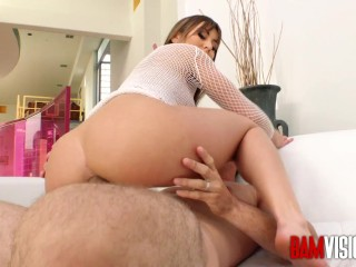 Preview 2 of Bamvisions Paige Owens Anal with Mick Blue