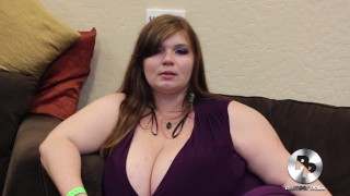 BBW Lexxxi Luxe Porn Interview With A Plumper