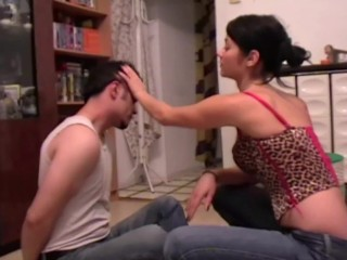 Preview 6 of Young Mistress Slapping