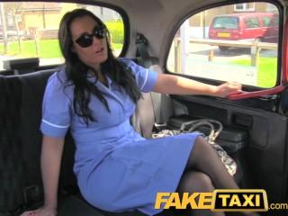 HD FakeTaxi Naughty nurse